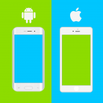 Cena Androida i iPhona